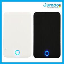 Batterie externe 4000 mAh Ultra fine Noire/Blanche pour iPhone 3G/3GS/4/4S