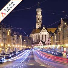 4 Tage Kurzurlaub Augsburg im Dorint Wellness Hotel WE Gutschein für 2 Personen