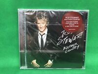 ROD STEWART ANOTHER COUNTRY 2015 CD NEW & SEALED Album
