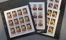 GUINEA ECUATORIAL 1972 Christmas 71' Art Religion Set MNH x 12(84 Stamps)GU8