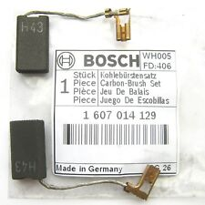 Bosch Carbon Brushes GKS 54 55 65 66 CE PKS 52 54 66 GKE 35 40 BC Saw 1607014129