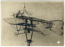 photo tirage argentique aviation / maquette d'avion Aéroplane 1920