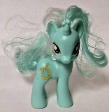 "G4 My Little Pony Friendship is Magic 3"" Lyra Heartstrings Brushable Figure Rare"