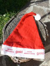 NUOVO GOKI cappello Babbo Natale per adulti