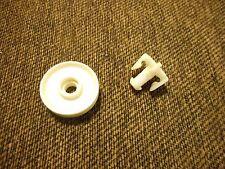 Genuine 4162322 Whirlpool Dishwasher Lower Dishwasher Rack Wheel