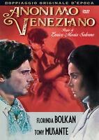 ANONIMO VENEZIANO  DVD DRAMMATICO