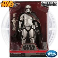 Disney Store Star Wars : Captain Phasma ( Elite Series Die Cast Action Figure )