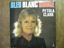 PETULA CLARK 45 TOURS FRANCE BLEU BLANC ROUGE (5)
