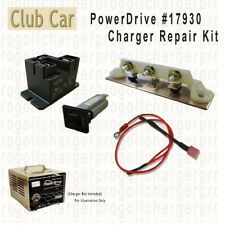 Club Car PowerDrive # 17930 Battery Charger Repair Kit - 48 volt Golf Cart