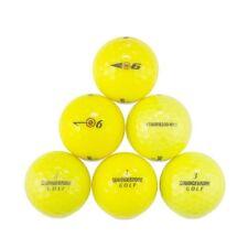 100 Golf Balls Bridgestone Yellow Mix - Mint Quality - Genuine Bulk Savings