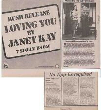 JANET KAY : CUTTINGS COLLECTION