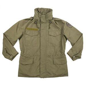 Supergrade Genuine Austrian Army M65 Goretex Sympatex Jacket Hood S M L