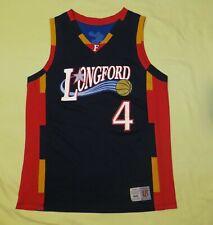 Longford Falcons IRL / #4 - ISPORT - MENS basketball Jersey / Shirt. 3XL (L-XL?)