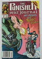 The Punisher War Journal #12 December 1989 Marvel Comics