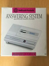 BELL SOUTH PRODUCTS ANSWERING SYSTEM MEMENTO 1128N — 1990 VINTAGE ITEM