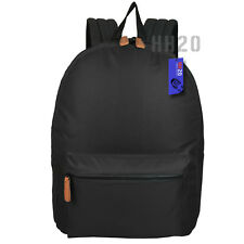 Backpack Rucksack Men Boys Girls Ladies Large Big Bag School Sports Gym Travel