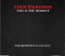 Colm Wilkinson - This Is The Moment - West End / musicals rare promo