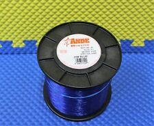 Ande Monster 20# 4800 Yds Monofilament Fishing Line 2 LB Spool Brite Blue 17220