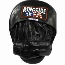 Ringside USA Contoured Synthetic Leather Punching Mitts
