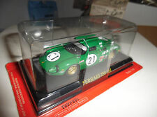 FERRARI 250 LM VERDE - SCALA 1/43 OFFICIAL LICENSED PRODUCT DIECAST MODEL