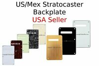 Pickguard Vintage Style Backplate for USA/Mexico Fender Stratocaster