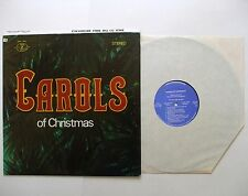 Back To The Bible Singers Carols Of Christmas STEREO LP (Good News Recordings)