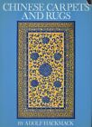 Antique Vintage Chinese Carpets Rugs - Types Designs Weavings / Scarce Book