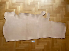 Vegetable Tan Leather 3,0-3,5 mm Natural Side Full Grain High quality Cow Bull