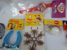 Vintage Mid Century Fair Carnival Prize Toys Dime Store JAX HORSESHOE GAME WATCH