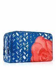 Lancome Larger Double Zipper Cosmetics Bag
