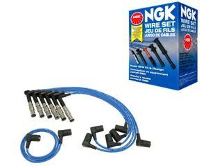 NGK Ignition Wire Set For 1990-1992 MERCEDES-BENZ 300CE L6-3.0L Engine