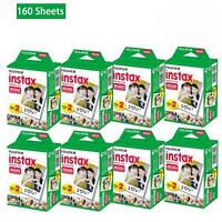 20~200 Sheets Fujifilm Instax Mini Film Instant Photos 7s 8 25 90 Polaroid 300