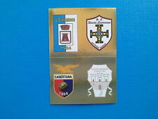 Figurine Calciatori Panini 2013-14 2014 n.810 Scudetto Arzanese Aversa Normanna