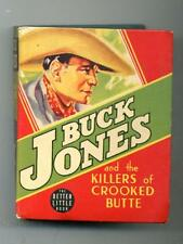 Buck Jones and the Killers of Crooked Butte    Big Little Book     1940