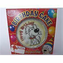 Hatchwell Birthday Cake - sgl - 565584