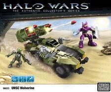 Mega Bloks Halo Wars UNSC Wolverine (Green) #96833
