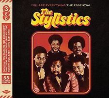 THE STYLISTICS YOU ARE EVERYTHING: THE ESSENTIAL 3 CD (2017)