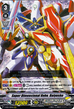 1x Cardfight!! Vanguard Super Dimensional Robo, Daiyusha - V-EB02/004EN - RRR Ne