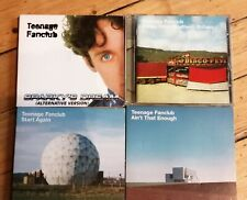 TEENAGE FANCLUB - Songs. . cd creation  & 2cd singles bundle see description