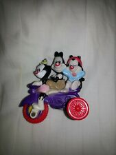 McDonalds Animaniacs Bicycle Built for Trio 1993 Happy Meals Toy Under 3 Toy