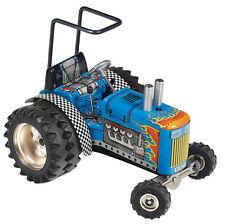 Blechspielzeug - Traktor Dragtor von KOVAP 0371 Dragster Traktor Neu und OVP
