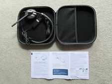 Plantronics Blackwire 710 Headset with Carrying Case - NEW