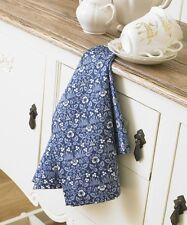 Licensed William Morris Eyebright  Cotton Floral Tea Towel