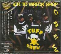 TUFF CREW-BACK TO WRECK SHOP+3-JAPAN CD BONUS TRACK Ltd/Ed C94