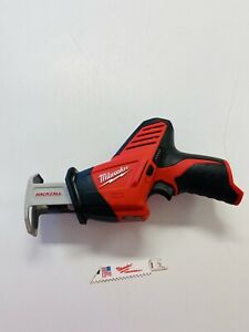 Milwaukee M12 Hackzall Reciprocating Saw Model 2420-20 Tool Only , FREE SHIPPING