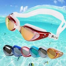 Profesional Adulto Gafas De Natación Impermeable Anti-Niebla UV Escudo Gafas De Natación