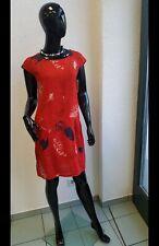 Neu Leinenkleid Tunika Kleid 2020 Gr. L 40-42