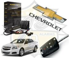 2013-2016 chevrolet malibu plug & play remote start diy plug in install  chevy gm