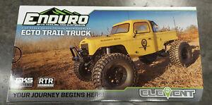 #40112R Enduro Ecto Trail Truck 1:10 scale electric RTR NO LOCAL PICKUP