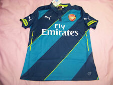Puma Women's Arsenal Soccer Replica Shirt NWT Medium